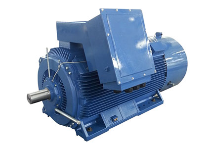 High Voltage Variable Frequency Motor