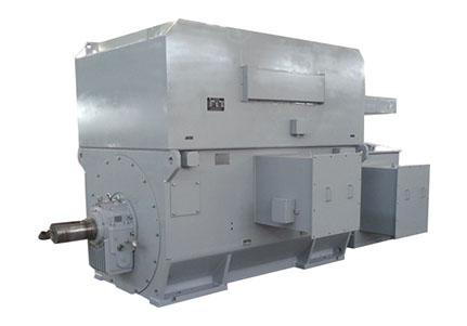 High Voltage Slip-ring Motor