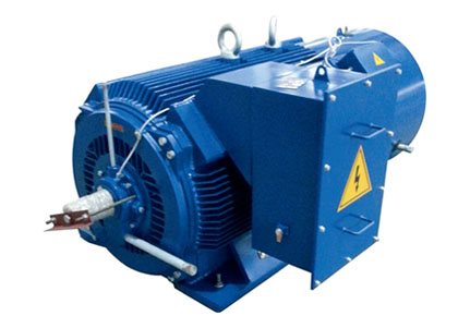Y2 Series Compact Structure High Voltage Motor