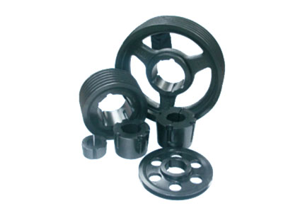 V-belt pulleys for Taper Bushes